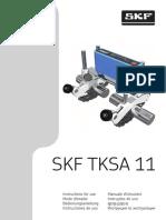 TKSA 11 Manual