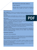Especificaciones Técnicas Del Aceite Shell Rimula d