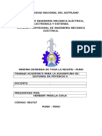 Ingenieria Mecanica Electrica Unap - Caratula