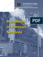 FBI - Manual Forensic Serv - 2003