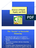 Ch 11 Sources of Funds