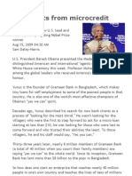 OPINION- Grameen Bank