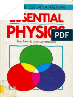 Wingate - Essential Physics [Intro Brochure] (Usborne, 1991)