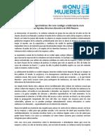 CP - Hora de Cambiar Expectativas de Cero Castigo a Tolerancia Cero - Jun2016 SC