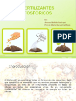 Fertilizantes p