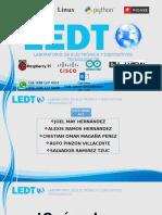 Presentación LEDT