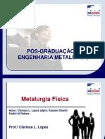 Aula 01 e 02 - Estrutura Cristalina e Imperfeicoes.pdf