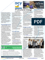Pharmacy Daily for Fri 03 Jun 2016 - QCPP structural change, Anginine, Lycinate probe, Farewell finger-pricks, Events Calendar and much more