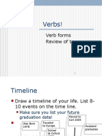 12 Verb Tenses