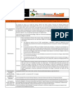 Fortalecimiento de Capacidades y Habilidades Para La Prevencion Del Consumo de Drogas