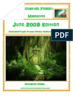June 2009 Enchanted Forest Magazine