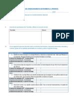 Cuestionario de Condicionamiento Instrumental u Opernate