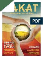 BAZNAS Majalah Zakat Edisi Maret - April 2015