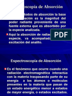 Espectroscopía de Absorción