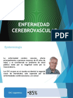 PRESENTACION ECV isquemico hemorragico