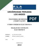 TRABAJO DE  CONTRATO ELECTRONICO.doc