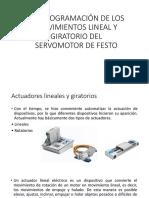 Actuador Lineal y Giratorio