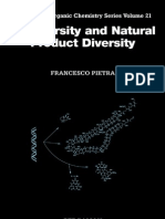 2. Biodiversity and Natural Product Diversity
