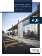 Youth mobilities southern initiative Auckland Technical Report 2016