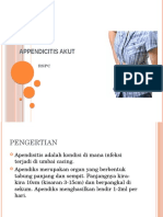 Appendicitis Akut