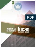 Serie de Bosquejos de Lucas
