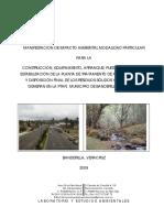 estudio hidrologico informar
