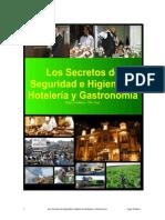 Secretos Seguridad Higiene Hoteleria Gastronomía