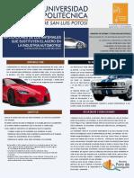 Implicaciones de los materiales que sustituyen al acero en la industria automotriz en san luis potosi