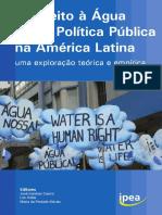 Direito a Agua Como Política Pública America Latina