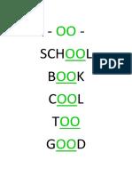 Phonetics Examples