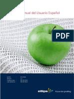 TrueSort Manual Del Usuario Español