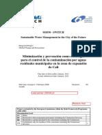 2010 Minimización y Prevención Como Estrategia Para El Control de La Contaminación Por Aguas Residuales Municipales en Las Zonas de Expansión de Cali.