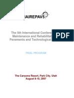 Maire Pav 5 Final Program
