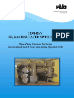 123-145kV GIS Catalogue