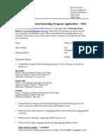 2016 Farm Internship Program Application 1