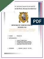 INF N°09 FISICA III