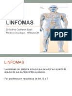 Oncología - Linfomas