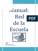 Manual Red La Escuela