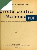 Cristo Contra Maho 1923 Fola