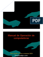 Manual Operacion PC