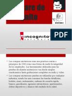 Software de Incognito, Musica, Programacion