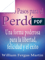 Cuatro Pasos Para El Perdon William Fergus Martin