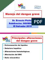 Dengue Grave Manejo RV