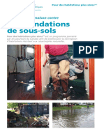 ICLR - Basement Flooding Brochure - French Final