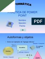 Practica Power Point
