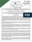 Decreto 915 del 1 de Junio  2016