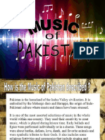 Music of Pakistan