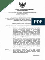 Peraturan Menteri ESDM Nomor 18 Tahun 2015