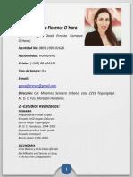 CV_Grecia Florence O´Hara