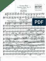 Violin I004